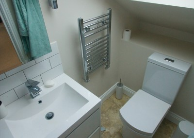 Master En-suite - North London