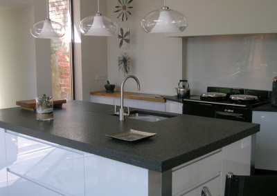 Completed Kitchen - Edgbaston