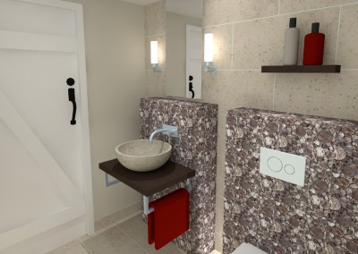 Cloakroom - South Cotswolds