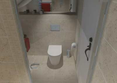 Master En-Suite - South Cotswolds