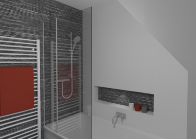 Contemporary Bathroom - Hampshire